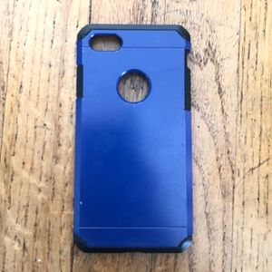 IMPACTSTRONG Royal Blue iPhone 8 Phone Case 💙🦋💙